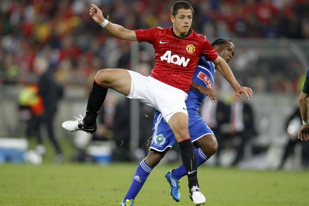 Manchester United Transfer Rumors: Selling Javier Hernandez Would Be a Mistake