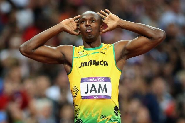 Olympics 2012: Is Usain Bolt Now the World's Biggest Sports Star?