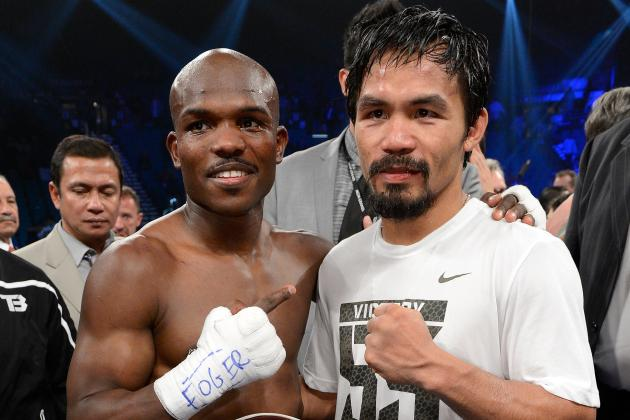 Timothy Bradley Thinks Mayweather Is in Future with Clear Win over Pacquiao