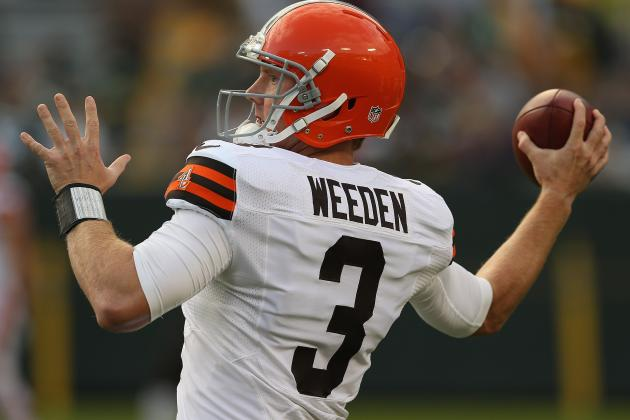 Can Rookies Lead the Cleveland Browns to the Postseason in 2012-2013?