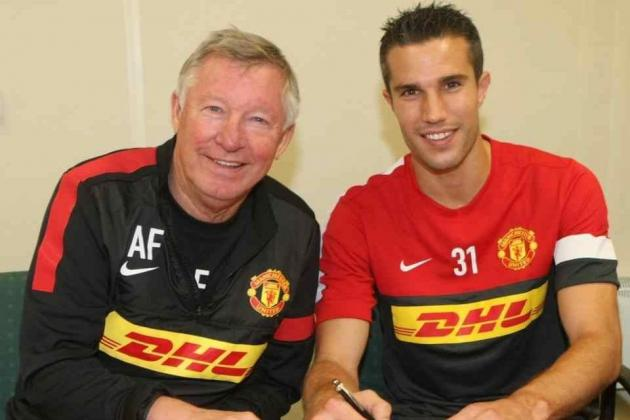 Manchester United: Robin Van Persie Can Have the Batistuta Effect