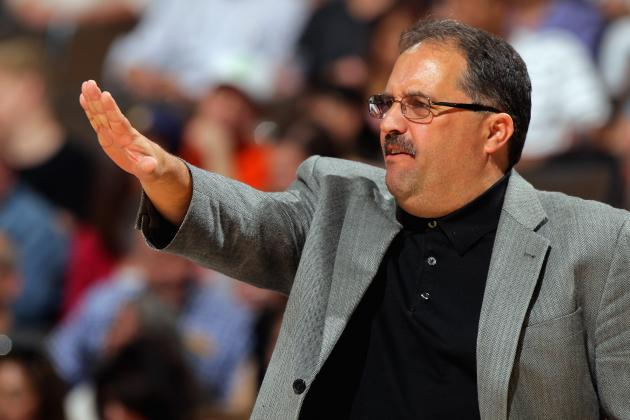 Still out of the Game: Stan Van Gundy