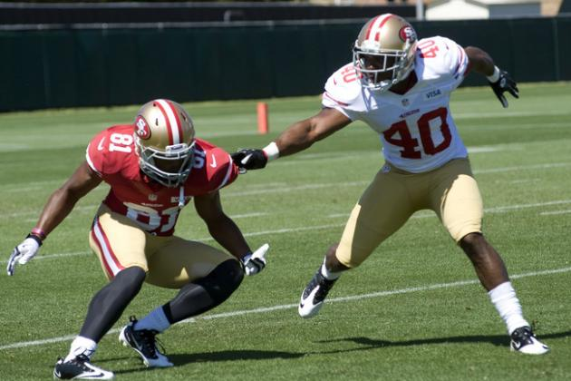 3 Young San Francisco 49ers Struggling Through Training Camp