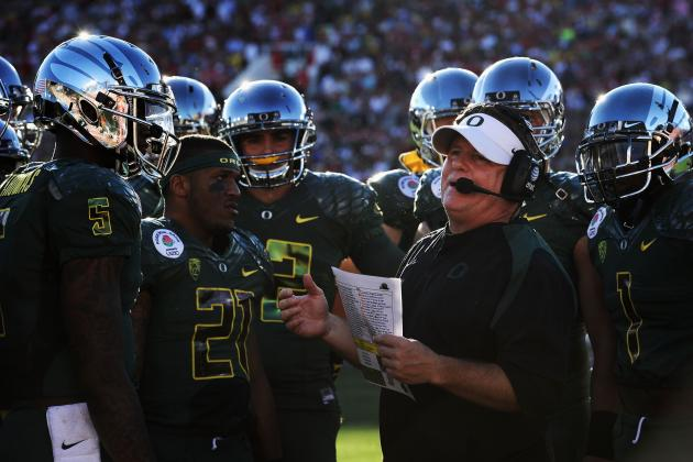 AP Preseason Poll 2012: Oregon Leads Teams That Will Be Overlooked in Rankings