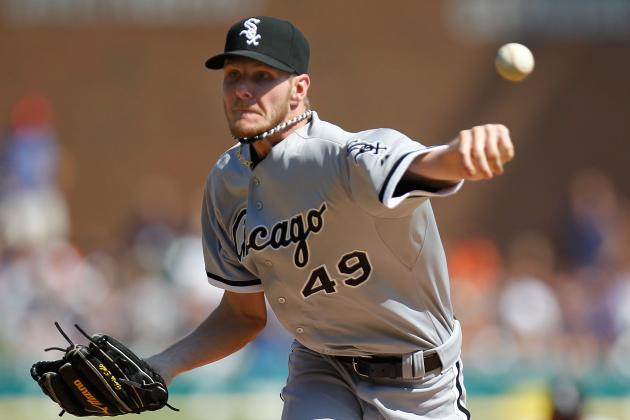 2012 Fantasy Baseball: Why You Should Sell High on White Sox's Chris Sale