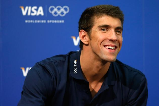 Olympic Champion Michael Phelps Plays in Weekly $25,000 Poker Game