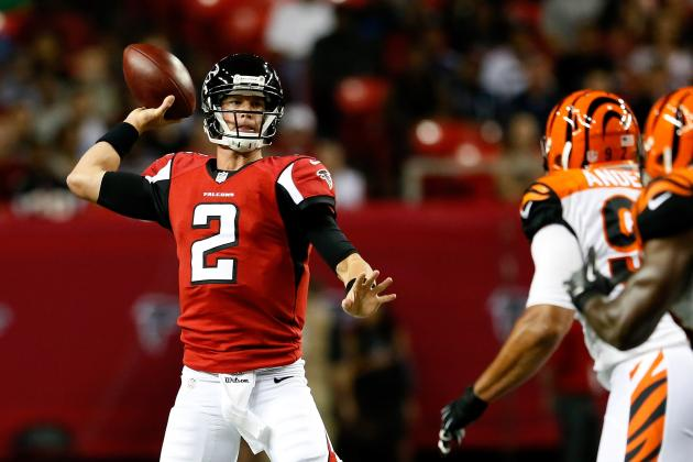 Pinning Down Atlanta Falcons Quarterback Matt Ryan's Talent