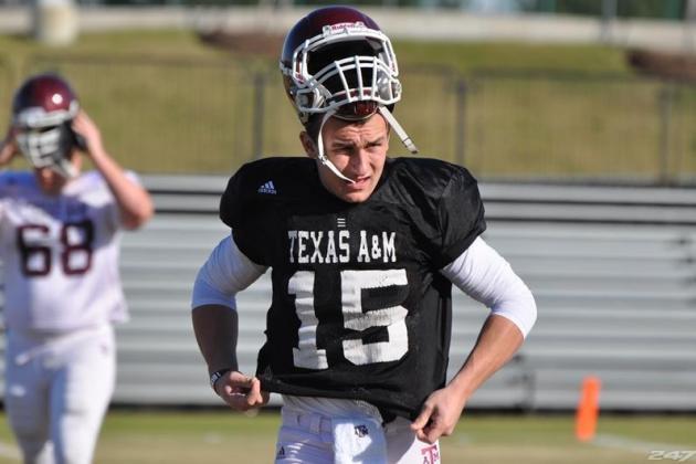 SEC Football Tweets of the Week: Texas A&M QB Johnny Manziel Thanks His Fans