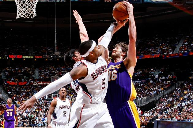 Los Angeles Lakers Should Re-Open Pau Gasol for Josh Smith Talks