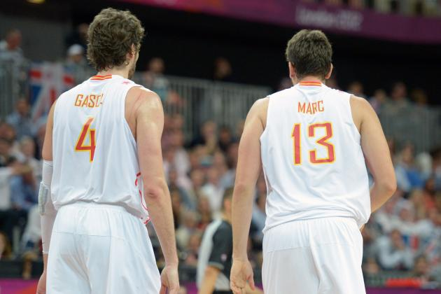 Adria Gasol: Brother of Pau and Marc Will Walk-on with UCLA Bruins Next Season