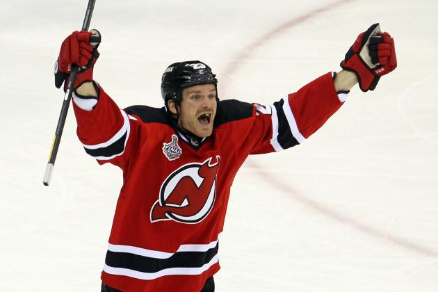 New Jersey Devils: Why David Clarkson Is One of the Toughest Players in the NHL