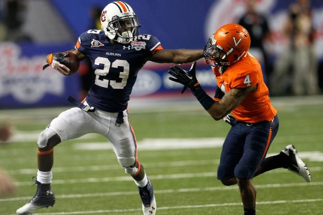 Auburn Football: Scariest Players on Gene Chizik's Squad