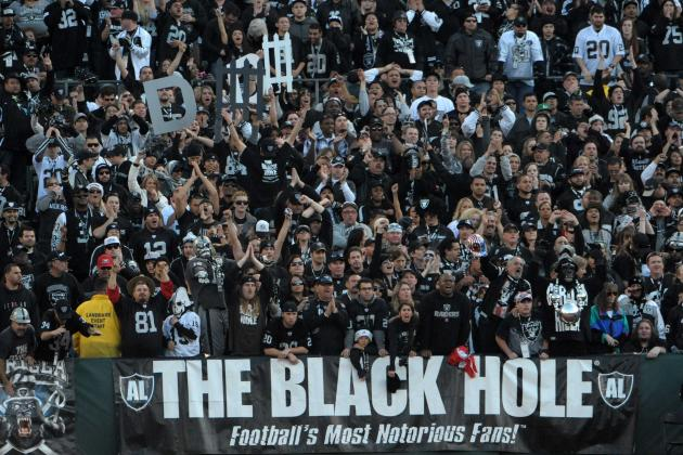 Oakland Raiders, NFL, Reportedly Hold Secret Meeting to Discuss New Stadium