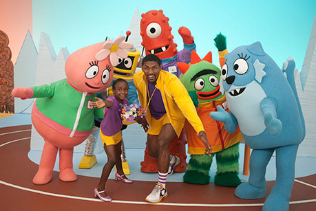 Lakers' Star Metta World Peace Will Dabble in Awesome on Yo Gabba Gabba!