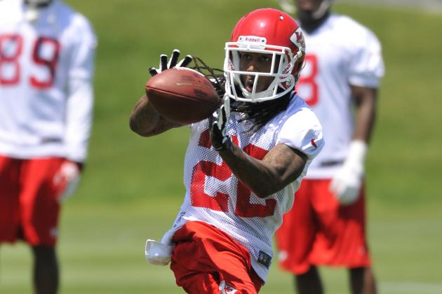 Kansas City Chiefs Dexter McCluster at His Best with Multiple Roles