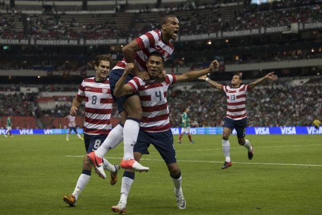 Mexico vs USA: Defensive Strategy Leads to American Victory