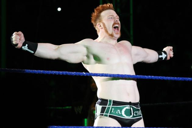 WWE SummerSlam 2012: Sheamus vs. Alberto Del Rio Will Be Doomed by Poor Build
