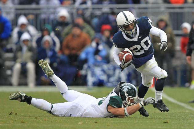 Devon Smith: Transfer to Marshall Example of How PSU Sanctions Impact Careers