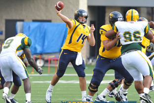 WVU Without Geno Smith: What Would Happen?
