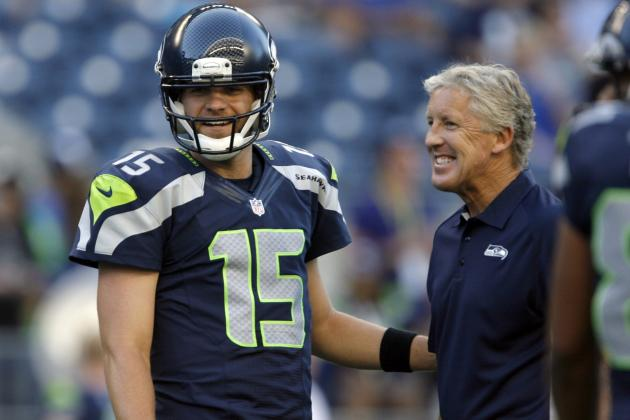 Is Matt Flynn the Answer to Seattle Seahawks', Pete Carroll's QB Dilemma?