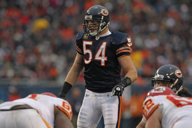 The Chicago Bears' Survival Guide to Life Without Brian Urlacher