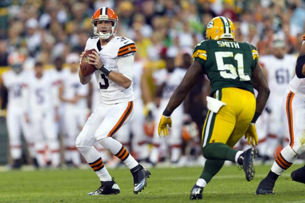 Brandon Weeden: Rookie QB Will Lead Cleveland Browns to Playoffs in 2 Years