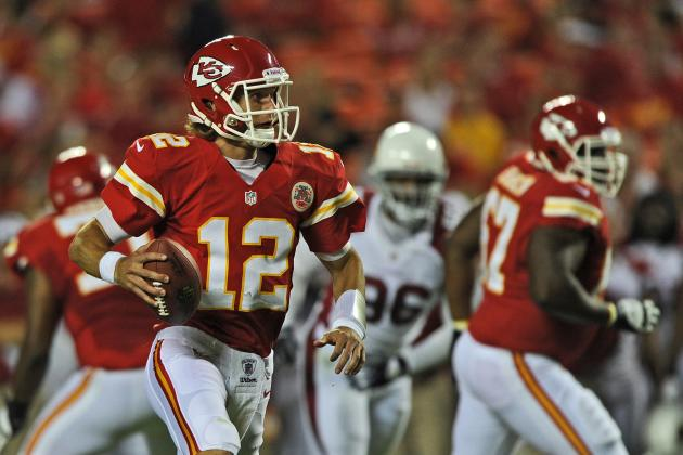 Chiefs at Rams Game Preview: Roster Spots Still Up for Grabs