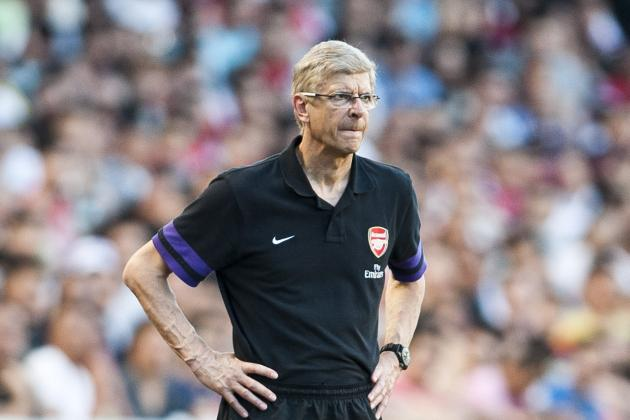 Arsenal 2012/13: In Arsene Wenger We Trust? Or...