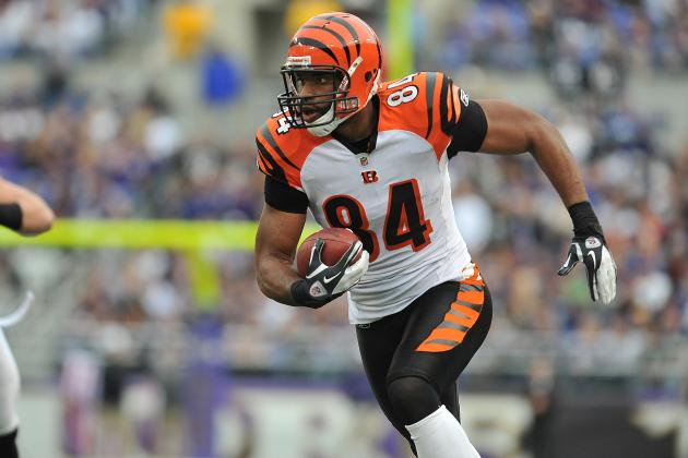 Jermaine Gresham Injury: Chemistry with Andy Dalton Is Only Cause for Concern