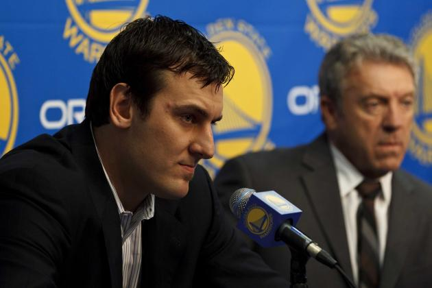 Andrew Bogut Rehab Update: How Worried Should Warriors Fans Be?