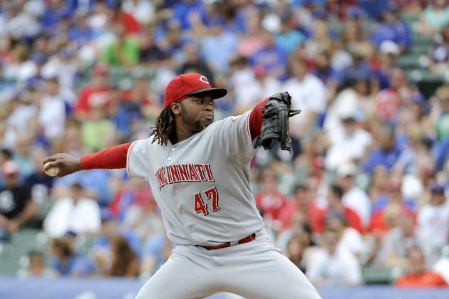 Cincinnati Reds: Making Johnny Cueto's Case for the 2012 Cy Young