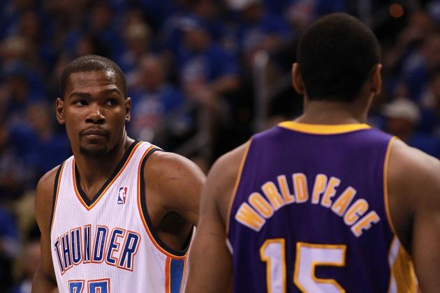 Charles Barkley Is Wrong While Favoring the Lakers over the Thunder