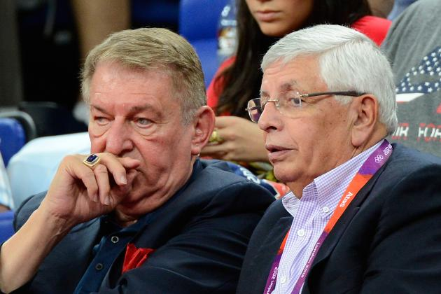 FIBA Reportedly Rejects David Stern's 23-and-Under Olympic Basketball Proposal