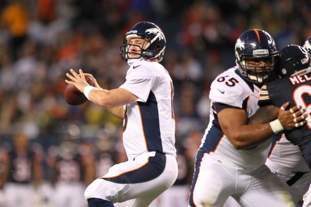 Seahawks at Broncos Preview: Manning Still Has Questions to Answer