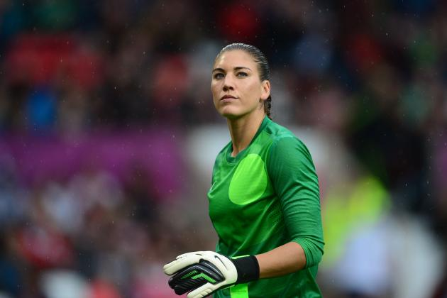 Hope Solo: Memoir of US Women's Soccer Star More Flash Than Substance