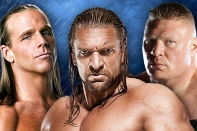 WWE News: Shawn Michaels Right to Be Worried for Triple H vs. Brock Lesnar