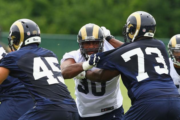 St. Louis Rams Training Camp: Latest Buzz on Player Injuries