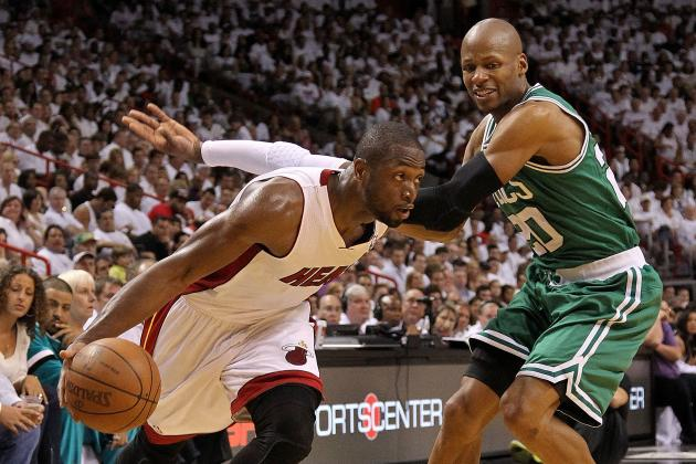 Miami Heat: Will Dwyane Wade Play More PG with Ray Allen on Miami Heat?