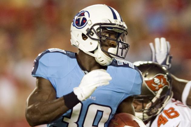Tennessee Titans vs. Tampa Bay Buccaneers: Titans' Biggest Winners and Losers
