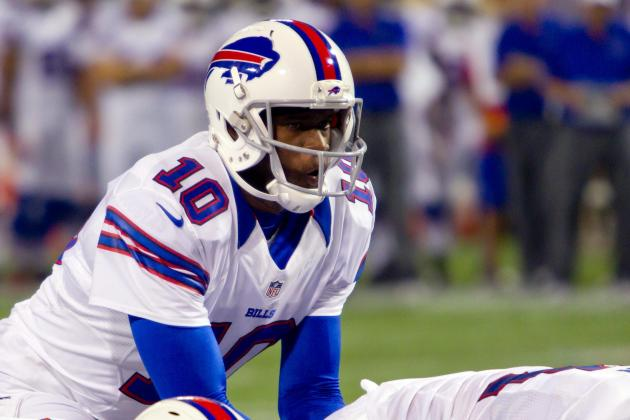 Vince Young Rising in Buffalo Bills' Backup Quarterback Battle