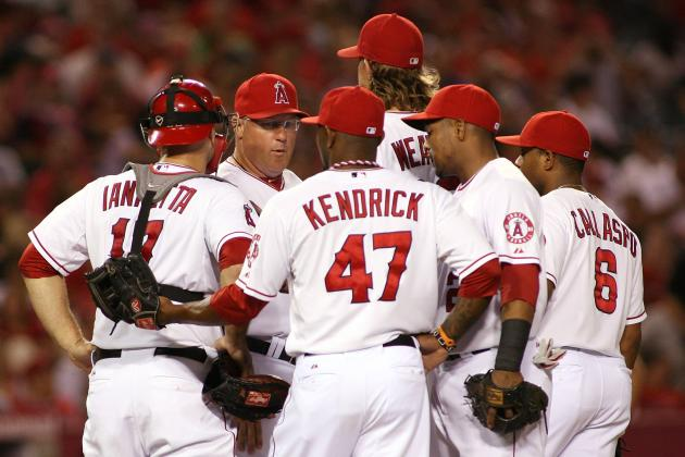Los Angeles Angels Are Blowing a Chance to Be a Legit Pennant Contender