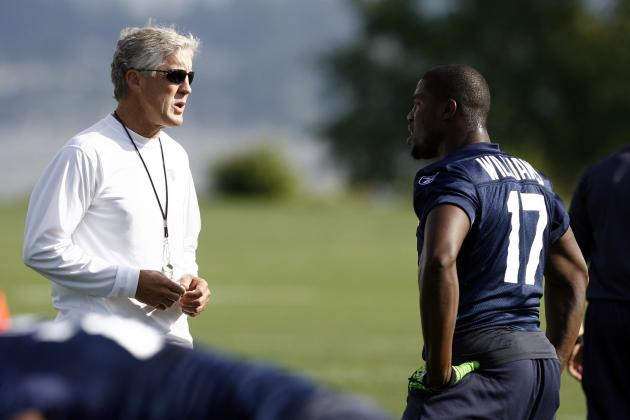 Seattle Seahawks Roster Profile Part I: The Mike Williams and Sidney Rice Effect
