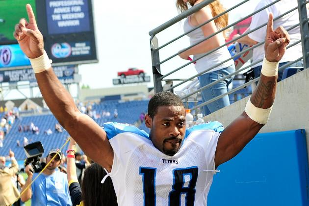 Kenny Britt: Why the Tennessee Titans Receiver Can Help Your Fantasy Team