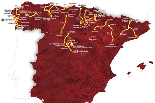 2012 Vuelta a España: A Look at the Stages Where Race Will Be Won and Lost