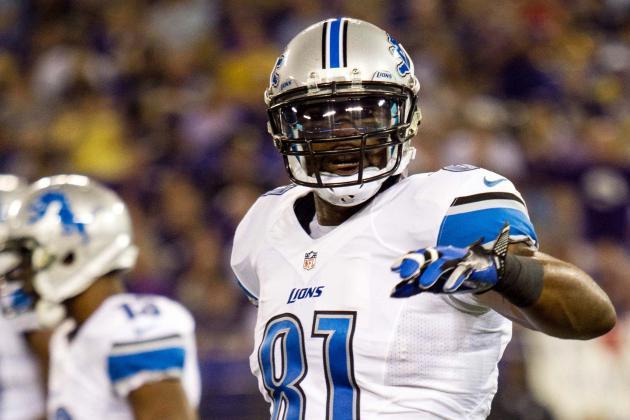 Calvin Johnson: Lions WR Shines Bright in Monster Performance vs. Ravens