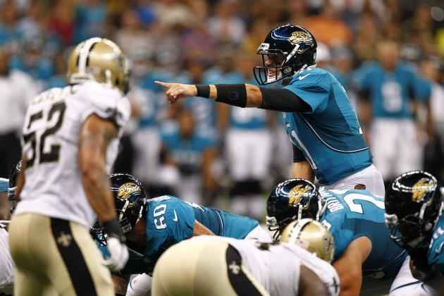 Jacksonville Jaguars Preseason Week 2 Review: This Time Gabbert Does Look Better