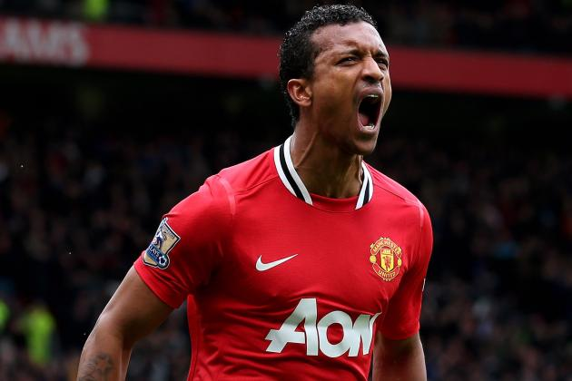 Manchester United Transfer News: Zenit St. Petersburg Bid for Nani