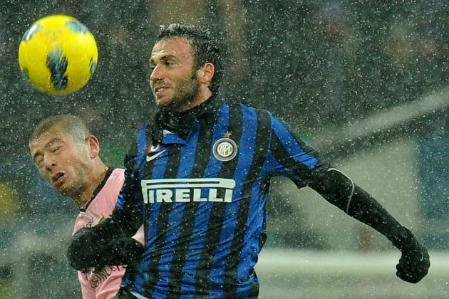 Cassano and Pazzini Could Be Changing Dressing Rooms at the San Siro