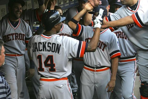 Detroit Tigers: Credit for Austin Jackson's Revival Should Go to Lloyd McClendon