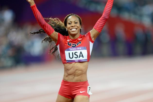 American Richards-Ross Wins 400 in Stockholm
